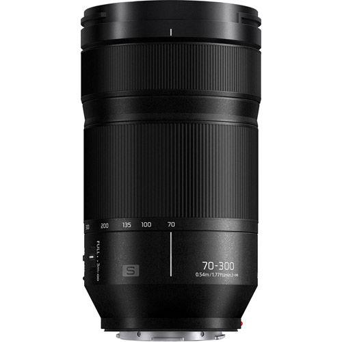 Lumix S 70-300mm f/4.5-5.6 Macro OIS L-Mount Lens