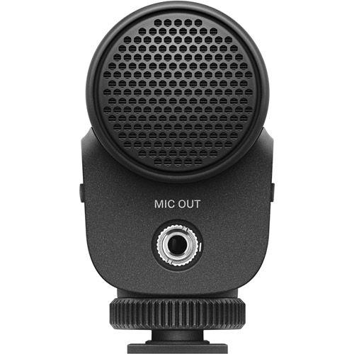 MKE 400 Super-cardioid Shotgun On-camera Microphone