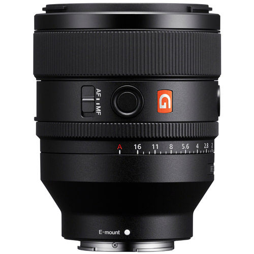SEL FE 50mm f/1.2 GM E-Mount Lens