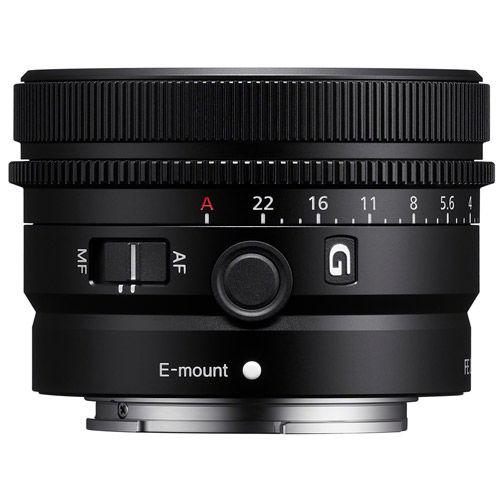 SEL FE 50mm f/2.5 G E-Mount Lens