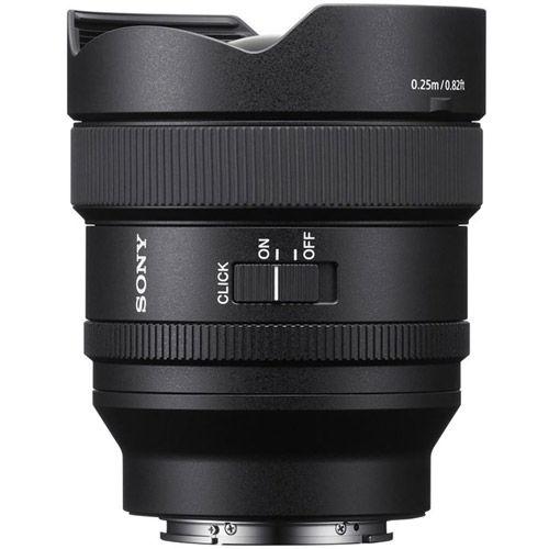 SEL FE 14mm f/1.8 GM E-Mount Lens