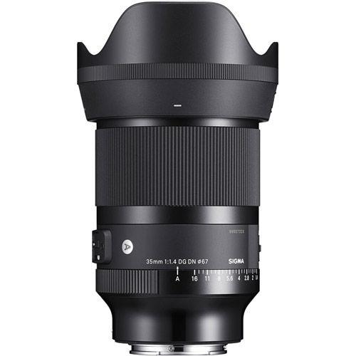35mm f/1.4 DG DN Art Lens for L-Mount