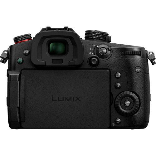 Lumix DC-GH5 II Mirrorless Body