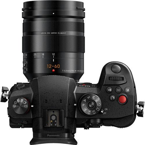 Lumix DC-GH5 II Mirrorless Kit w/ Leica 12-60mm f/2.8-4.0 Power OIS Lens