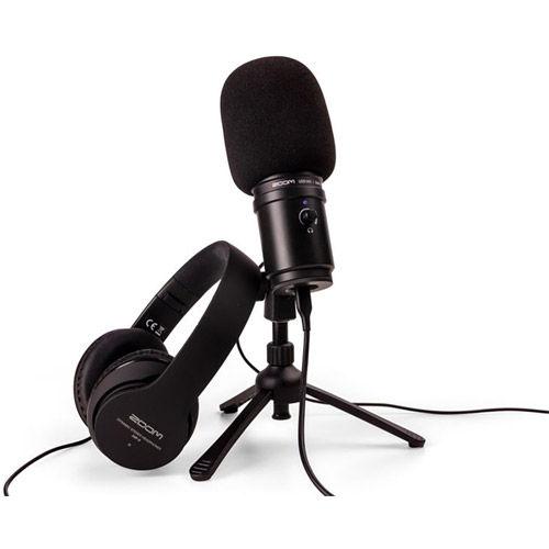 ZUM-2PMP USB Podcast Microphone Bundle