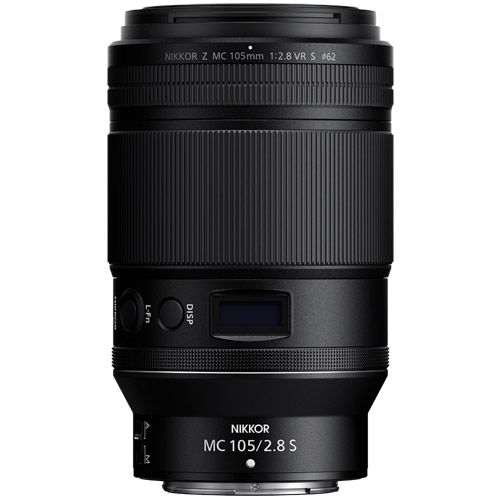 NIKKOR Z MC 105mm f/2.8 VR S Lens