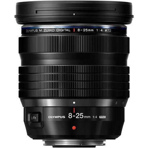 M.Zuiko ED 8-25mm f/4.0 PRO Lens