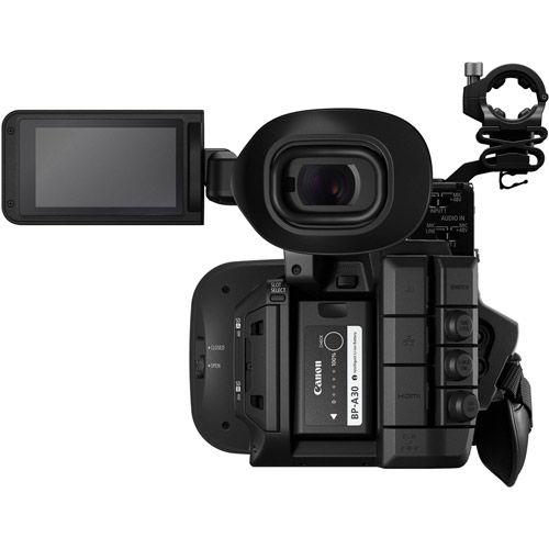 XF605 4K UHD Video Camcorder