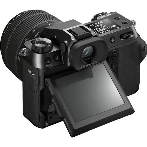 GFX 50s II Medium Format Mirrorless Body (no lens) 51.4 MP