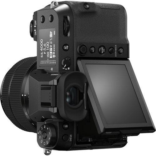 GFX 50s II Medium Format Mirrorless Kit w/ GF 35-70mm f/4.5-5.6 WR Lens (51.4 MP)