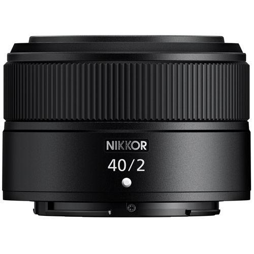 NIKKOR Z 40mm f/2.0 Lens