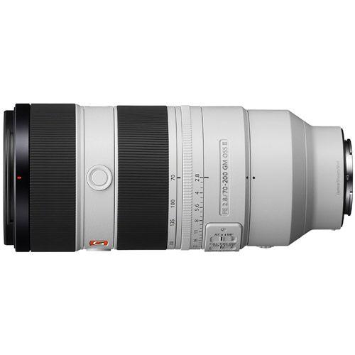 SEL FE 70-200mm f/2.8 GM OSS II E-Mount Lens