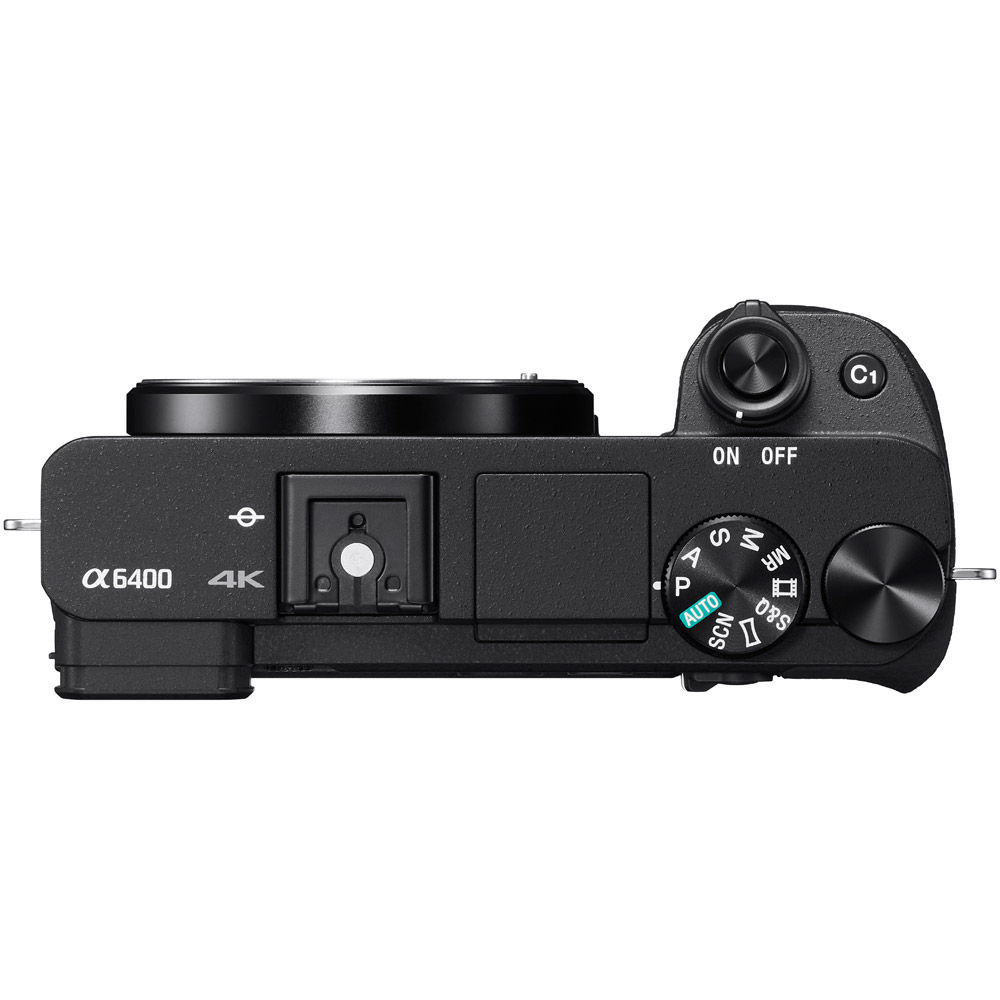 1b9b7b8ec38 Sony Alpha A6400 Mirrorless Black Body ILCE6400 B Mirrorless Cameras -  Vistek Canada Product Detail