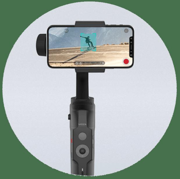 Gudsen MOZA Mini-S Smartphone Gimbal