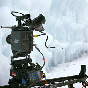 Image showing equipment on the cineslider