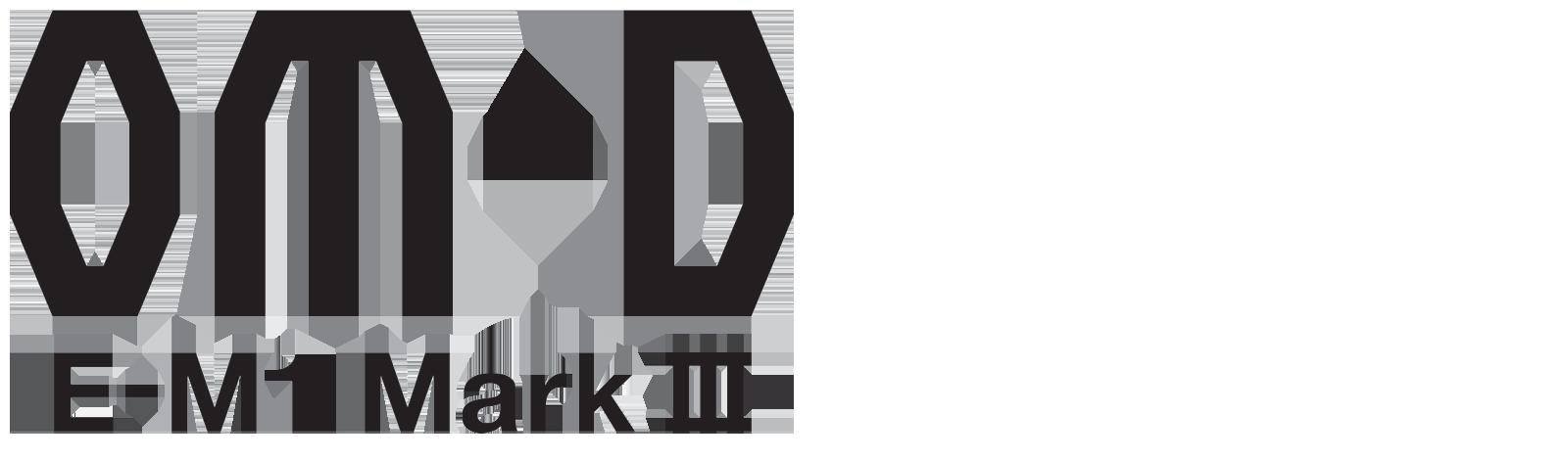 OM-D E-M1 Mark III Logo