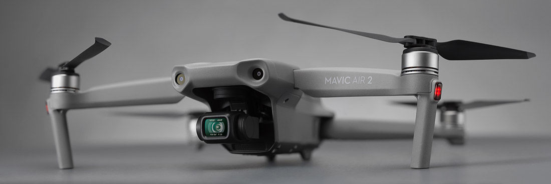 Image of drone sitting on surface