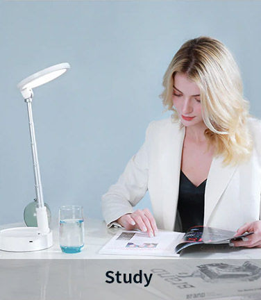 Light in use for study