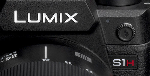 Panasonic Lumix DC-S1H Mirrorless Body